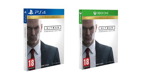 hitman the complete season cheats gameplay ps4 xbox one guide unofficial books luck 47 hitman season one steelbook for 163 37 99