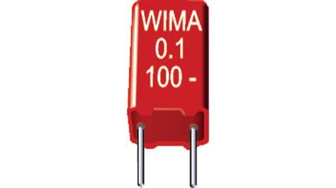 wima capacitor pdf mks2c031001a00kssd wima datasheet