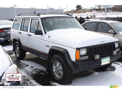 jeep sport white 1995 white jeep sport 59583394 gtcarlot
