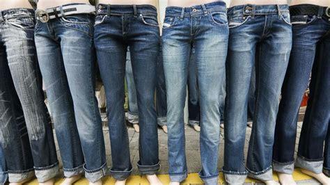 Celana Basic Blue designer denim vs bargain blue are 200
