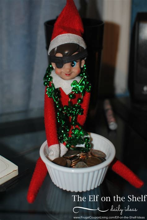 elf on the shelf ideas elf is a pirate