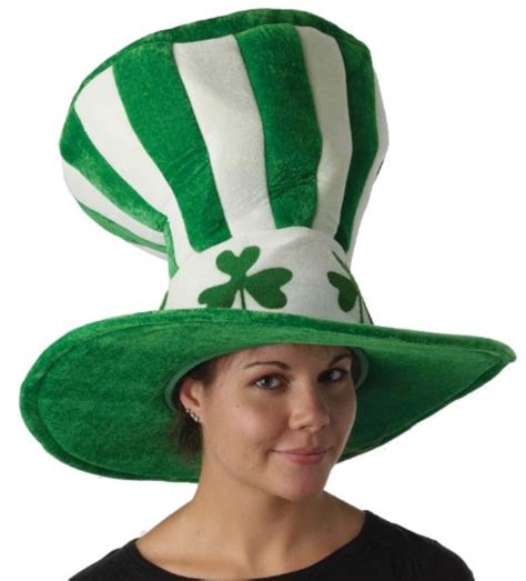 st s day hats st s day wrong you didn t wear that