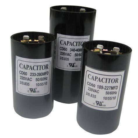 2 uf motor capacitor uf mfd microfarad new 220 275v electric motor start capacitor ebay