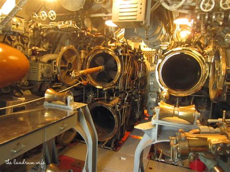 torpedo room the landrum getting to hawaii uss bowfin submarine