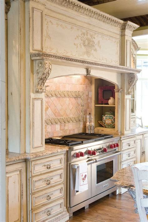french country kitchen with fireplace kitchens in white pinterest 17 best images about range hoods on pinterest stove