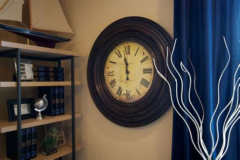 best office wall clock oversized wall clock dining room contemporary with arhaus
