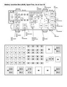 ford workshop manuals gt explorer sport trac 4wd v6 245 4 0l sohc vin k sfi 2001 gt starting and