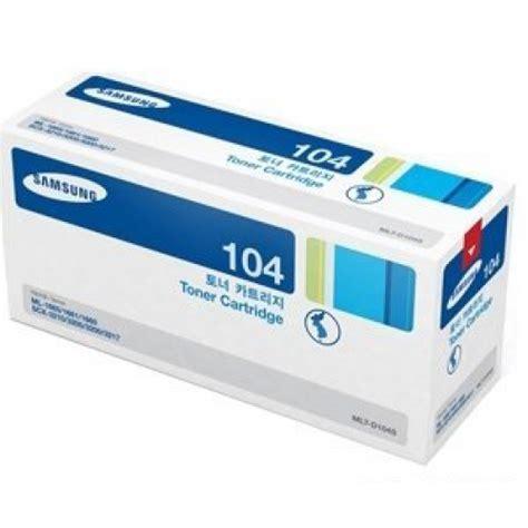 Toner Samsung Ml 1660 genuine original mlt d104s toner for samsung ml1660 ml1670 ml1678 ml1860 scx3200 printer