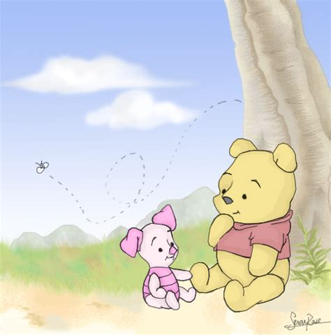 ver imagenes de winnie pooh bebe winnie and piglet by warmhearted on deviantart
