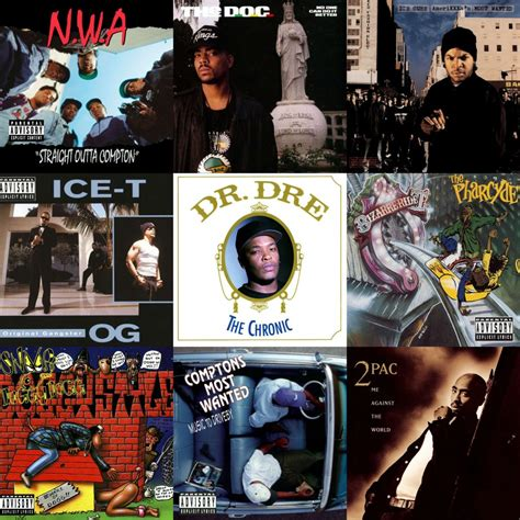 best west coast hip hop albums the 30 greatest west coast rap albums hip hop golden age