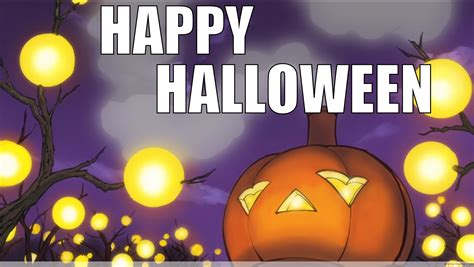 Happy Halloween Meme - happy halloween anime meme com