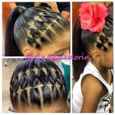 17 Super Cute Hairstyles for Little Girls   Rubber bands