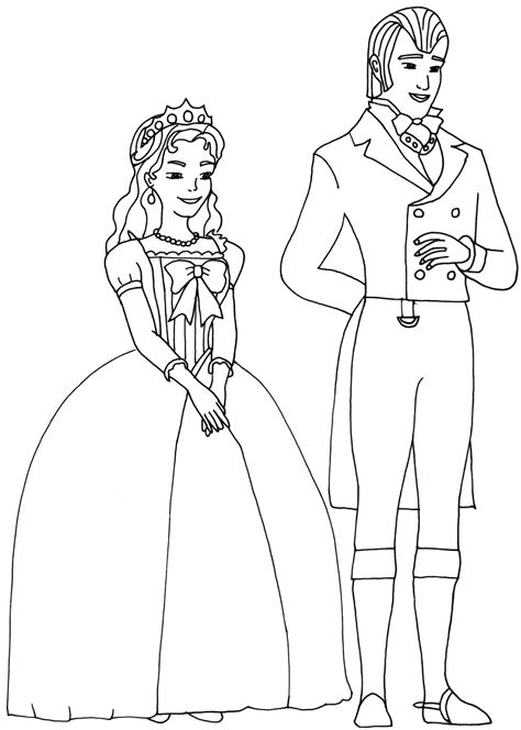 printable coloring pages kings and queens sofia the first coloring pages king and queen sofia the