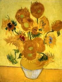 Vincent Van Gogh Vase With Twelve Sunflowers Le Stagioni Di Van Gogh