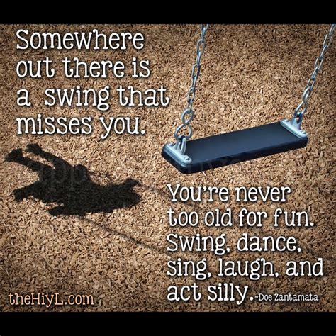swing quotes swings quotes quotesgram