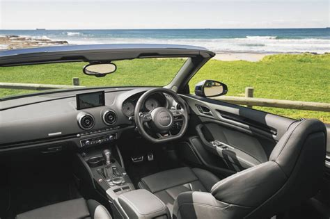 audi s3 interior for sale audi s3 cabriolet now on sale in australia from 69 300