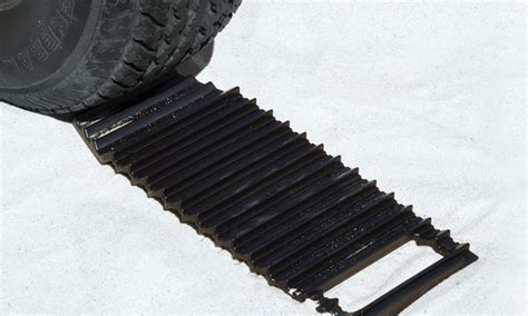 Tire Traction Mats by Emergency Tire Traction Mats 2 Pack Groupon
