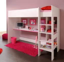 Bunk Bed With Cot Underneath Size Loft Bed With Desk And Storage Desk Built In Dresser Brown Wooden Loft Bed Underneath
