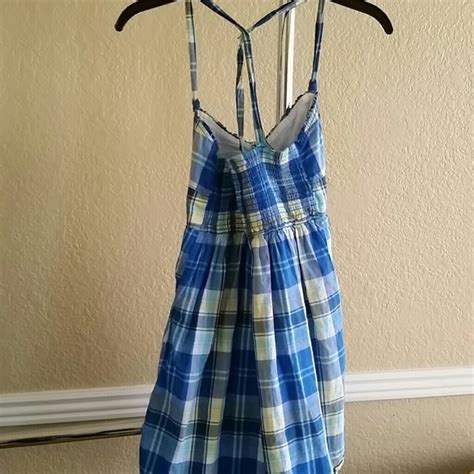 2 Die 4 Abercrombie Fitch Checked Dress by 75 Abercrombie Fitch Dresses Skirts A F Plaid