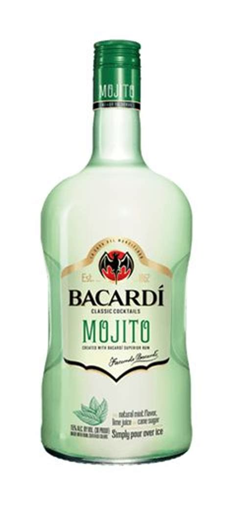 bacardi mojito recipe bacardi classic cocktails and cocktails on pinterest