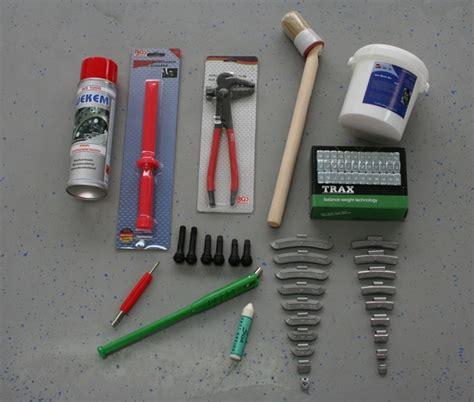Kunci Shock Set 25pcs Limited starter set pesi equilibratura pesi adesivi pasta di