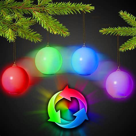 light up christmas ornaments led christmas ornament light up novelties