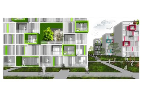 housing design gallery of istanbul kayabasi housing design competition