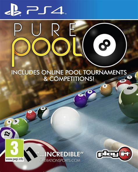 Ps4 Pool pool ps4 on sale now at mighty ape nz