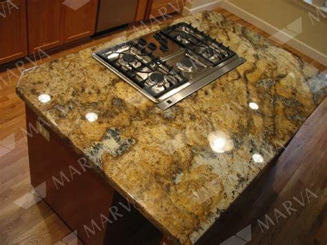 Lapidus Granite Countertops by Image Gallery Lapidus Gold Granite Countertops