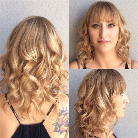 textured lob by kahli pierrot s hair studios mt lawley kalamunda dimensional platinum blonde balayage highlights on a cute