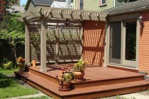 low deck designs on pinterest low deck ground level