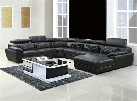 modern leather couches south africa 301 modern u shape genuine leather sofa set home
