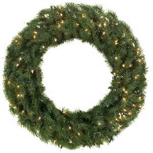 artificial christmas wreaths balsam fir prelit christmas