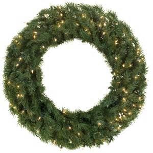 artificial christmas wreaths balsam fir prelit christmas