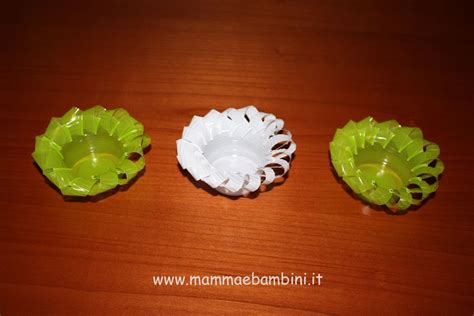 fiori con bicchieri di plastica cestino bicchiere hd www mammaebambini it