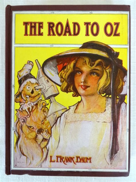 The Road To Oz sale vintage the road to oz book l frank baum r