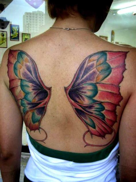 tattoos for women butterfly wings tattoo models designs