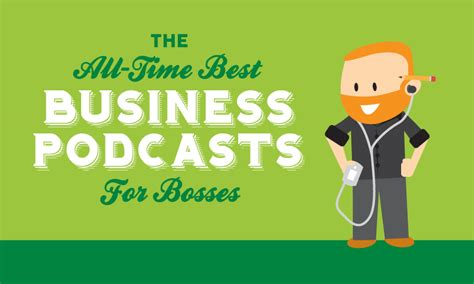 Top Mba Podcasts by The All Time Best Business Podcasts For Bosses 2014