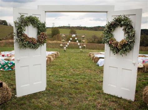 diy wedding altar decorations diy weddings how to create one of a arbors and