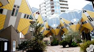 Small Kit Homes cube houses kubuswoningen in rotterdam icosnap cute