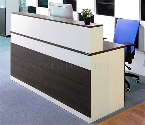 modern reception counter design wood modern office reception counter desk design sz