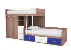 offset bunk beds kids bed www funkybunk co uk