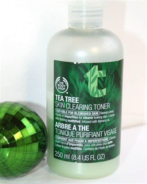Bodyshop Tea Tree Toner the shop tea tree toner is absolutely