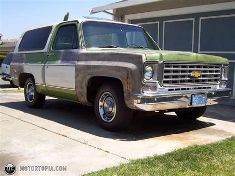 To K5 by 1975 Chevrolet Blazer K5 Id 24260