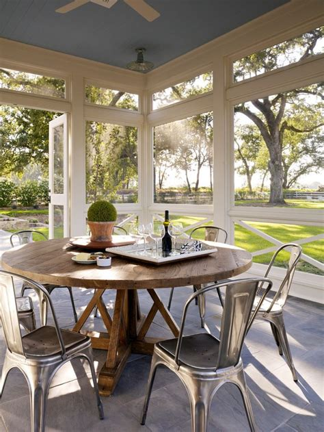 25  best ideas about Screened porch furniture on Pinterest