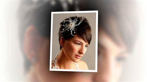 Hochzeitsfrisur Kurzhaar by Hochzeitsfrisuren Kurze Haare