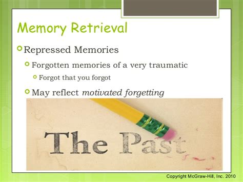 memory warp how the myth of repressed memory arose and refuses to die books bsu psyc 101 chapter 6 lecture slides memory