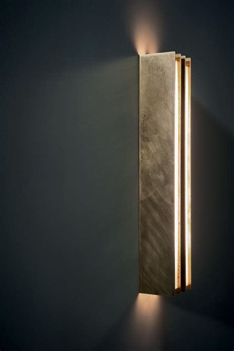 Scroll Sconce Blade Wall Lamp General Lighting From Baxter Architonic