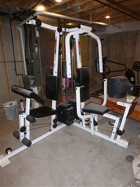 weider pro 9925 workout center flickr photo