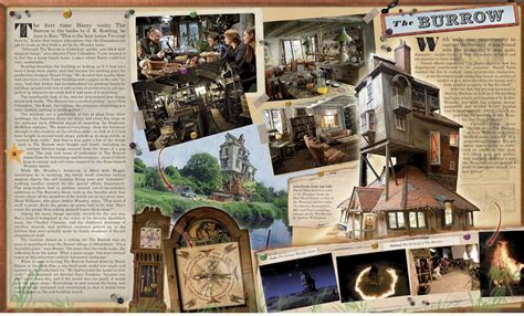 The Burrow Floor Plan by The Burrow Harry Potter Wiki Fandom Powered By Wikia